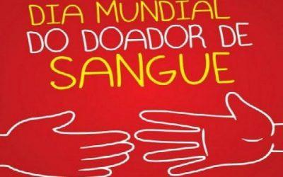 14 de junho – Dia Mundial do Doador de SANGUE