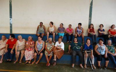 Fortalecendo vínculos – Grupo de 3ª Idade em Santa Cruz da Prata