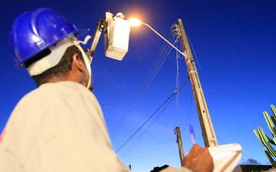 Problema na iluminação pública da sua rua ou bairro?