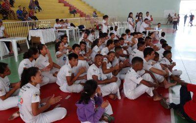 12ª Jornada Esportiva de Capoeira de Guaranésia