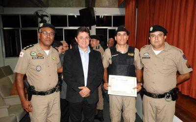 242 anos da Policia Militar de Minas Gerais