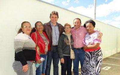 CRAS participa de Arraiá do Cislagos em Juruaia