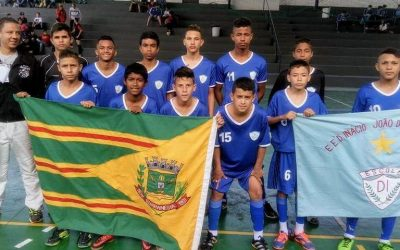 Guaranésia na final JEMG