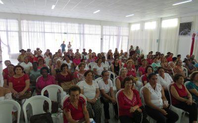 Secretaria de Desenvolvimento Social realiza confraternização de fim de ano