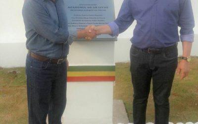 Prefeitura inaugura Academia ao Ar Livre no Parque do Trevo