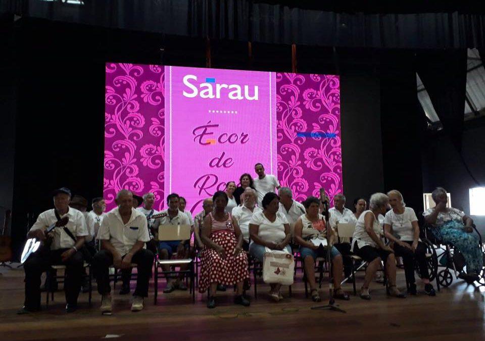 """O Sarau """"É Cor de Rosa Choque"""""""