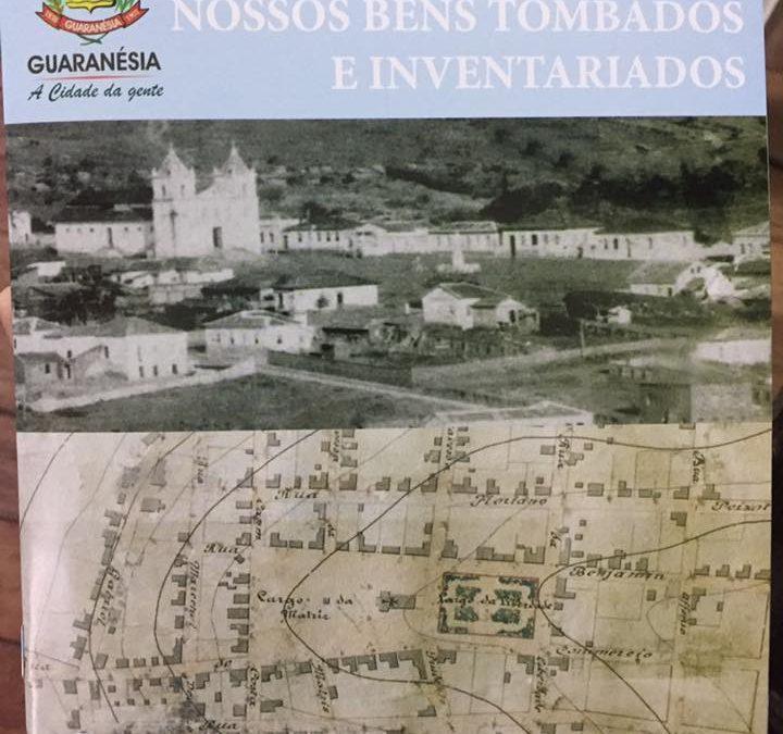 Acontece o lançamento oficial do Guia do Patrimônio Cultural dos Bens Tombados e Inventariados do município