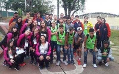 Equipes de Guaranésia participam dos Jogos Escolares de Minas Gerais – Etapa Regional na cidade de Formiga