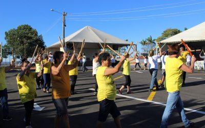 ABERTURA OFICIAL DO 1º FESTIVAL MULTISSETORIAL DE GUARANÉSIA E SANTA CRUZ DA PRATA