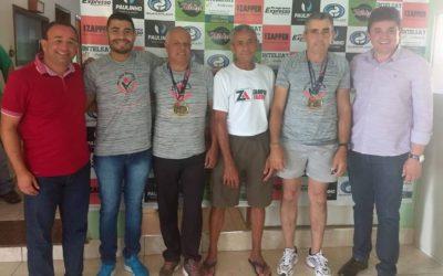GUARANESIANOS NA SÃO SILVESTRE 2018